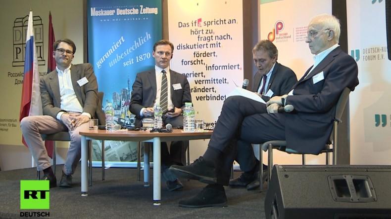 Der Kalte Krieg der Medien: Warum sind die deutsch-russischen Beziehungen so schlecht? (Video)
