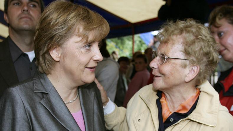 Bundesregierung: Mutter von Angela Merkel ist tot