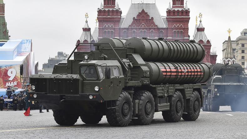 Türkischer Außenminister warnt USA: Wir kaufen noch mehr S-400-Syteme aus Russland