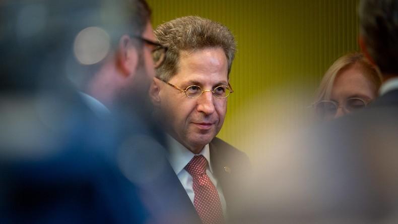 Ex-Verfassungsschutzchef Hans-Georg Maaßen: Die Schleuse ist noch offen