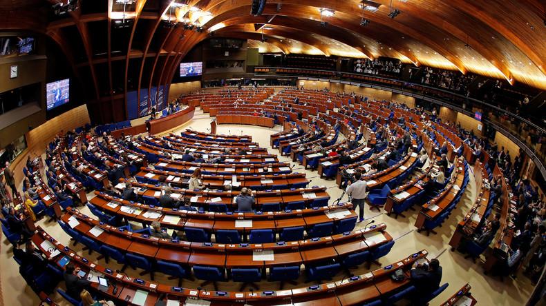 Aus Geldmangel: Europarat fordert Russland zur Zahlung seiner Mitgliedsbeiträge auf