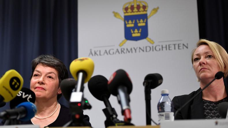 Assange-Festnahme: Strafverfolgung in Schweden wegen Vorwurf der Vergewaltigung?