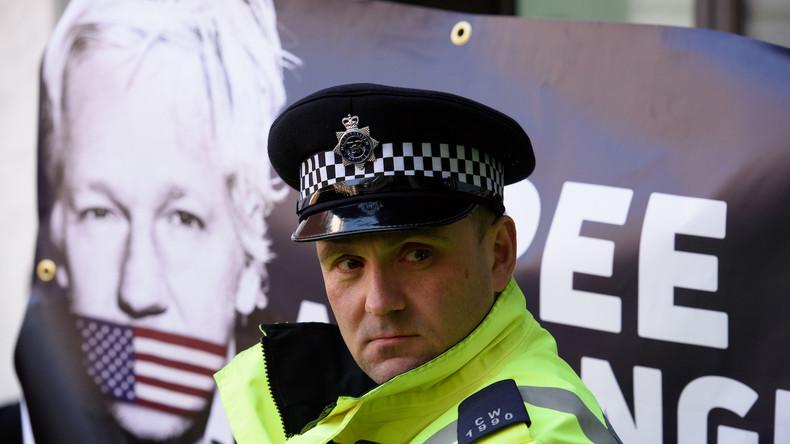 """""""Ein Schlag gegen die Meinungsfreiheit"""" – Sacharowa zur Verhaftung von Assange"""