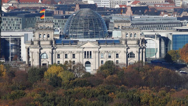 LIVE: 96. Sitzung des Deutschen Bundestages