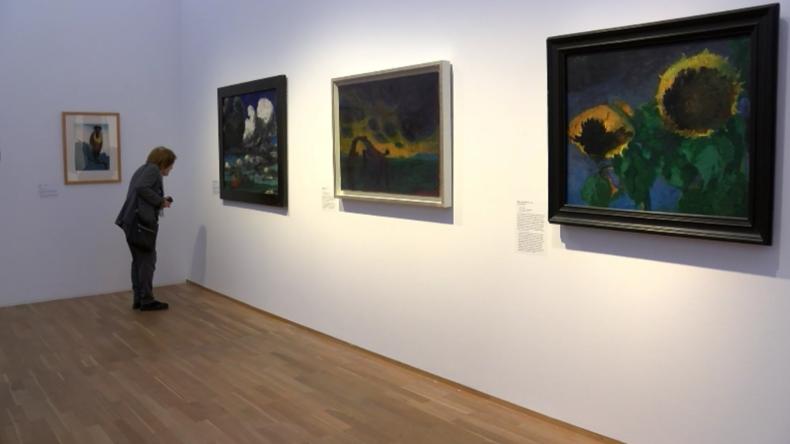 Berliner Galerie zeigt Werke von Emil Nolde und erforscht NS-Verbindungen des Expressionisten