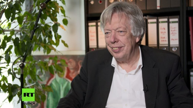 SPD-Urgestein Rossmann zur Lage seiner Partei: Vielleicht zu ehrlich und zu gradlinig? (Video)