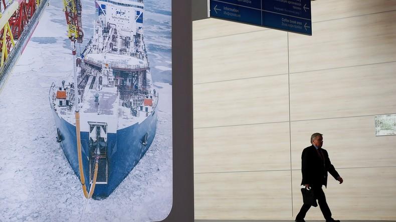 Russlands arktische Schifffahrtsroute bringt mehr als elf Milliarden US-Dollar an Investitionen ein