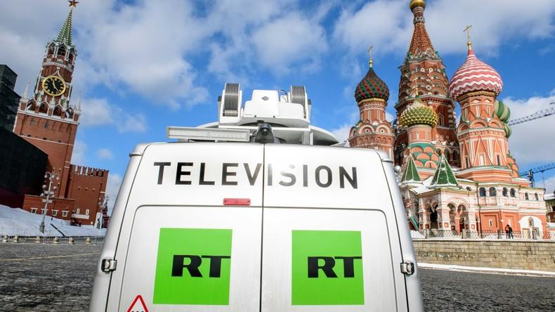 Wenn es Russland und RT nicht gäbe, man müsste sie erfinden