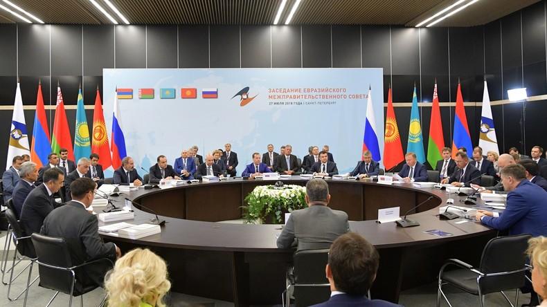 Eurasische Wirtschaftsunion und Serbien könnten im Oktober Freihandelsabkommen unterzeichnen