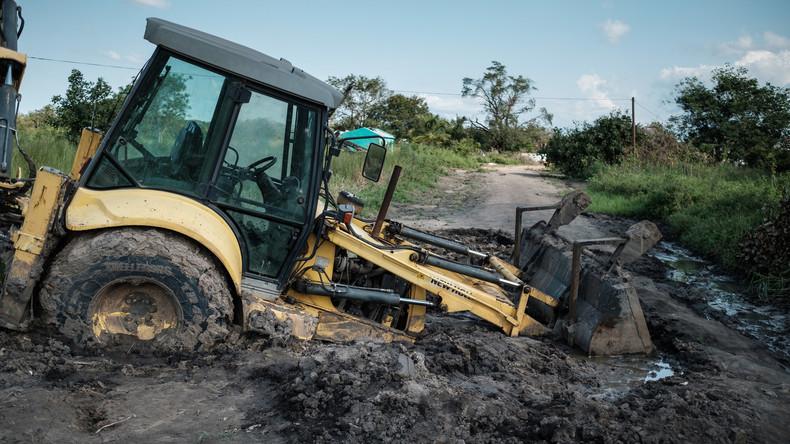 """Nach Zyklon """"Idai"""" droht in Mosambik Hunger"""