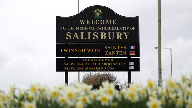 Trotz Skripal-Affäre: Salisbury zur lebenswertesten britischen Stadt gekürt