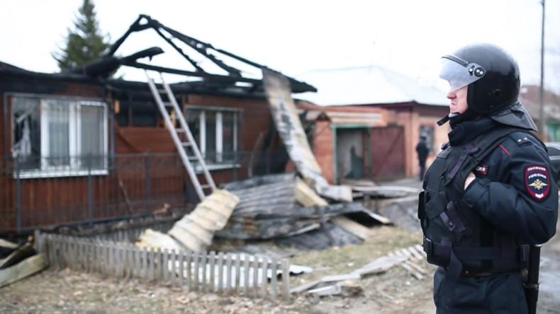 Russland: Einheimische reagieren auf Anti-IS-Operationen im sibirischen Tjumen