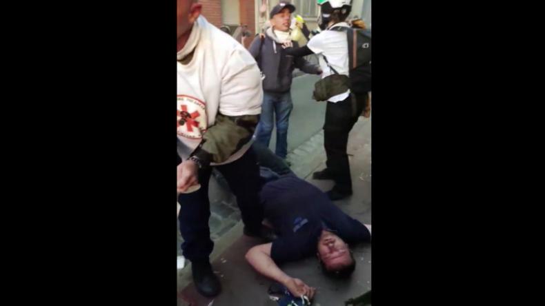 Frankreich: Polizei setzt massiv Tränengas gegen Gelbwesten in Toulouse ein
