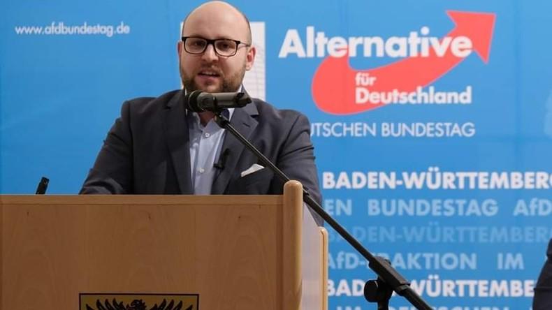 Die Geschichte um AfD-Politker Frohnmaier und Russland aus französischer Perspektive