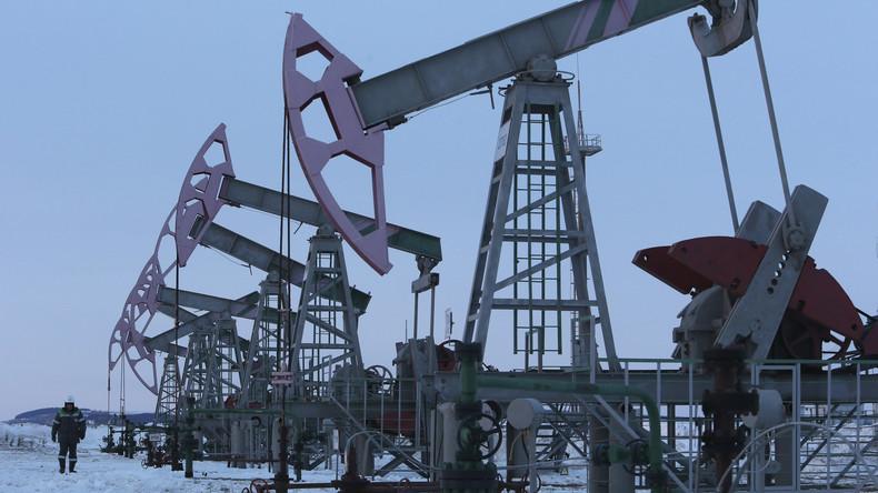 Russisches Rohöl setzt sich aufgrund von US-Sanktionen auf europäischen Märkten durch