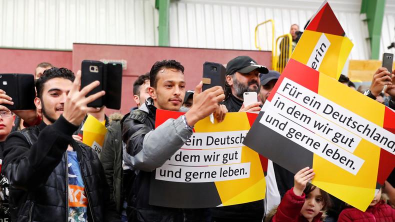 Nach Anfrage der FDP: Asylbewerbern wird nur in 1,2 Prozent der Fälle Schutzstatus entzogen
