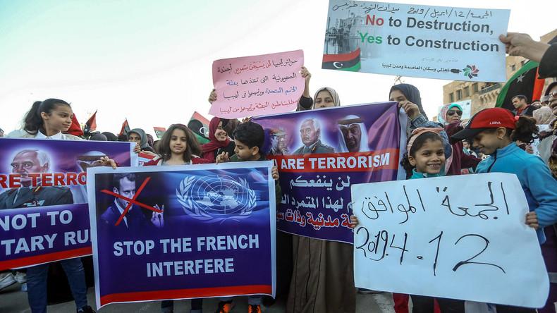Vizeministerpräsident warnt vor langem Bürgerkrieg in Libyen