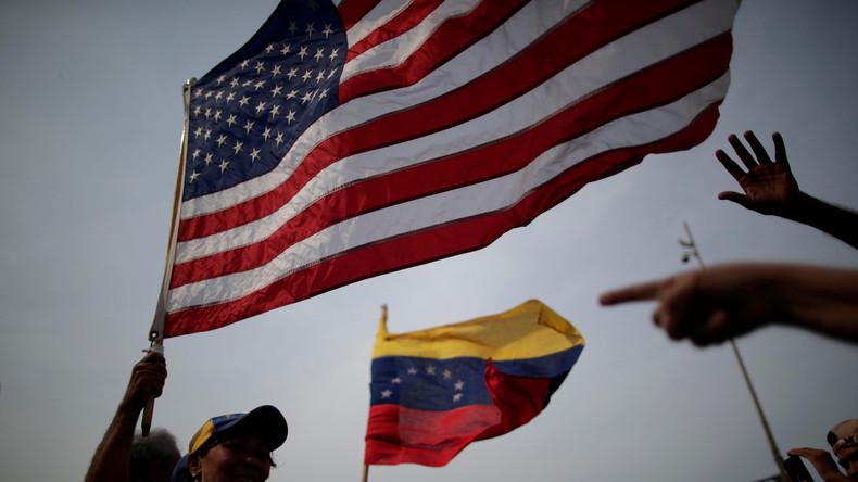 USA: Denkfabrik und Beamte diskutieren über eine Militärintervention in Venezuela (Video)