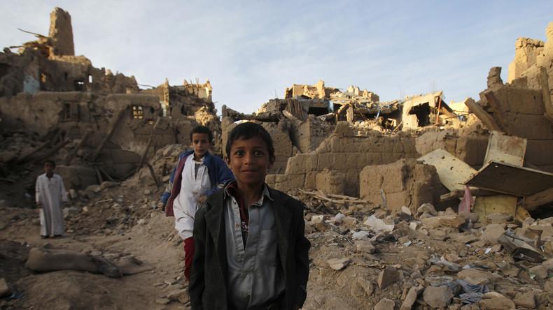 Studie zur Beendigung des Jemen-Kriegs: Saudis finden nur mit Hilfe der USA den Weg aus dem Jemen