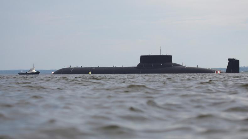 Wegen Spionage an Atom-U-Booten in Russland: Norweger erhält 14 Jahre Lagerhaft