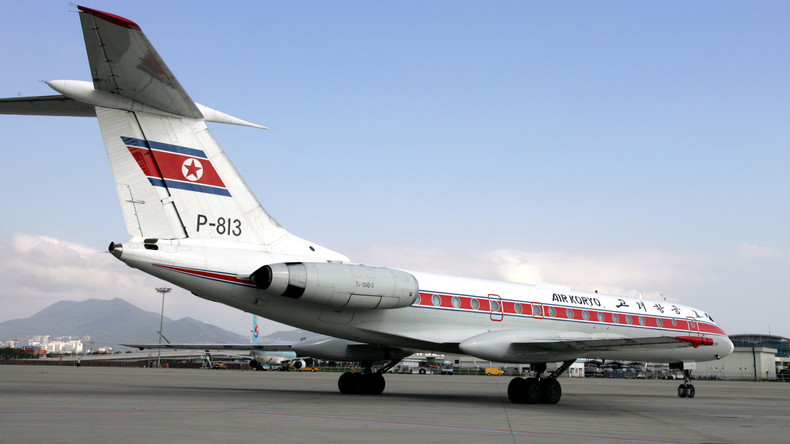 Für mehr Sicherheit: Nordkorea will russische Passagierflugzeuge erwerben