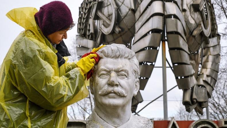 Umfrage: Beliebtheit Stalins erreicht in Russland Rekordhöhe