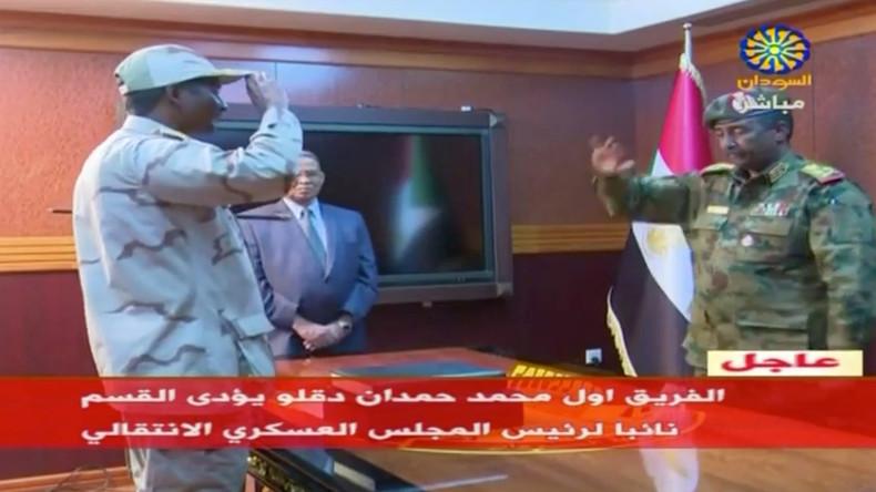 Nach Umsturz im Sudan: Neu eingesetzter Chef des Militärrats ist guter Freund der Saudis