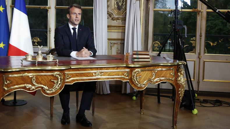 Macron will Notre-Dame innerhalb von fünf Jahren wieder aufbauen