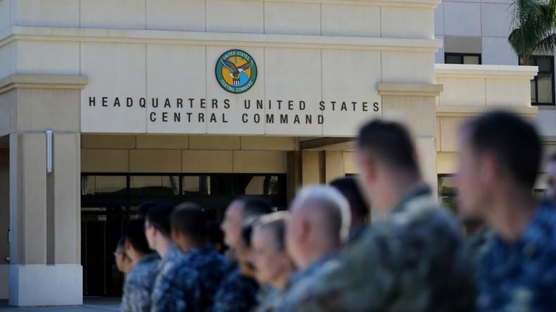 """Iranisches Parlament erklärt US-Zentralkommando zu """"terroristischer Organisation"""""""