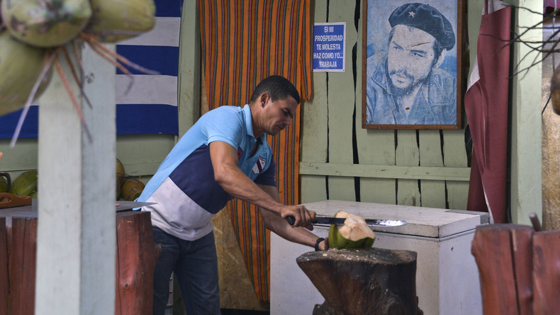 USA bestrafen Kuba wegen Unterstützung für Venezuela