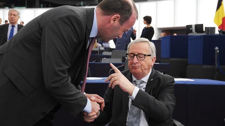 """Jean-Claude Juncker: """"Europa muss man lieben"""""""