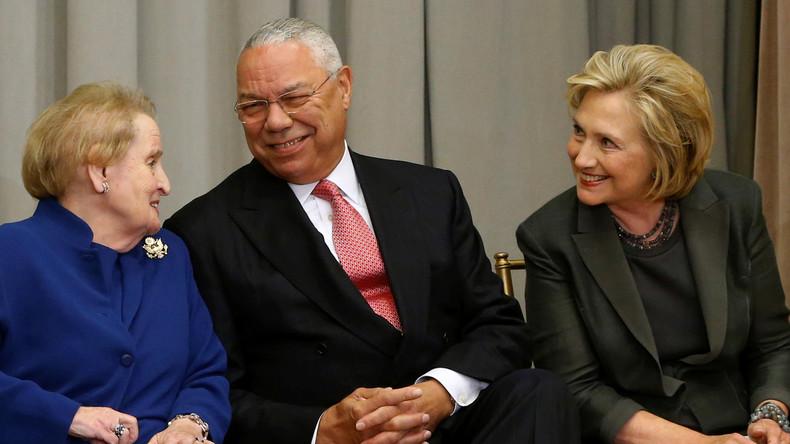 """Kosovo feiert """"Befreiung durch die NATO"""": Hillary Clinton und Madeleine Albright als Gäste erwartet"""