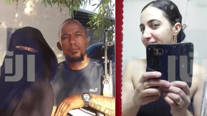 Doku enthüllt hochrangige IS-Braut mitten in Hamburg - In Burka, bewaffnet und Frau von Deso Dogg