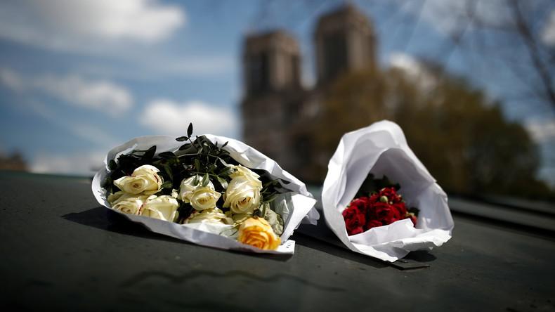 LIVE: In Solidarität mit Notre Dame – Kirchen in ganz Frankreich läuten Glockenspiel
