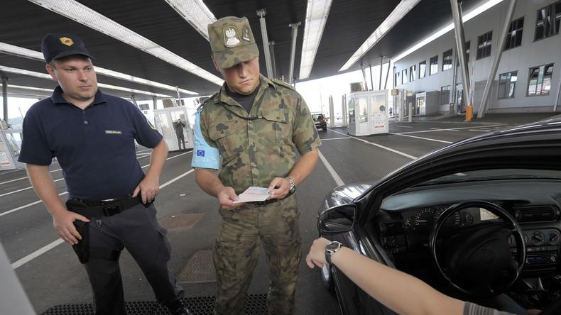EU-Parlament für Frontex-Ausbau und strengere Visum-Vergabe