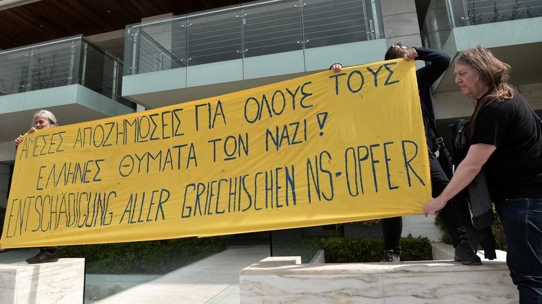 Griechisches Parlament stimmt für Reparationsforderungen an Deutschland