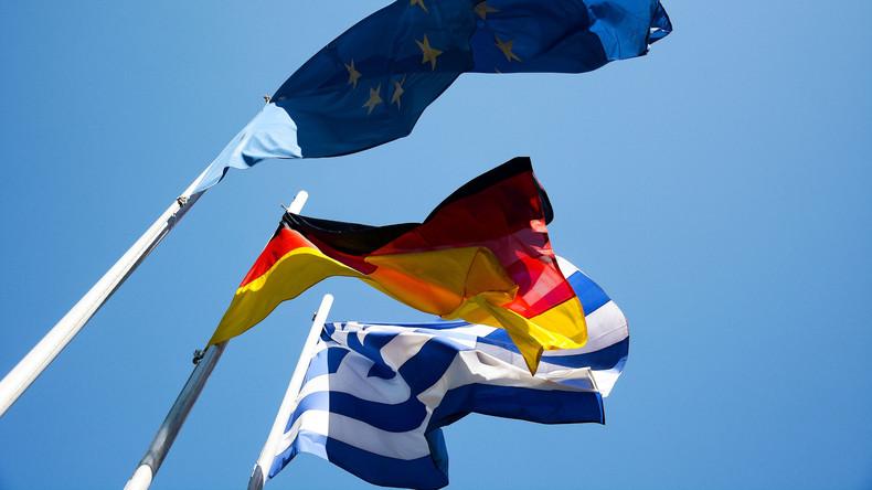 Deutsche statt griechischer Flagge: Bundeswehrsoldaten sorgen auf Insel Kreta für Eklat