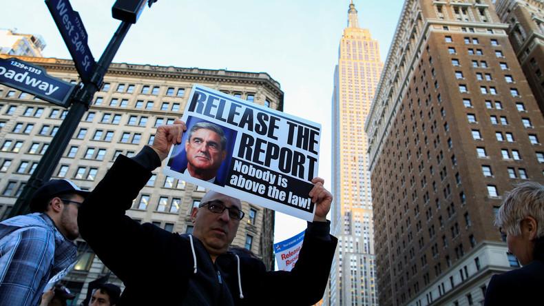 Veröffentlichung des Mueller-Berichtes: Ende der Russland-Affäre oder neues Verschwörungskapitel?