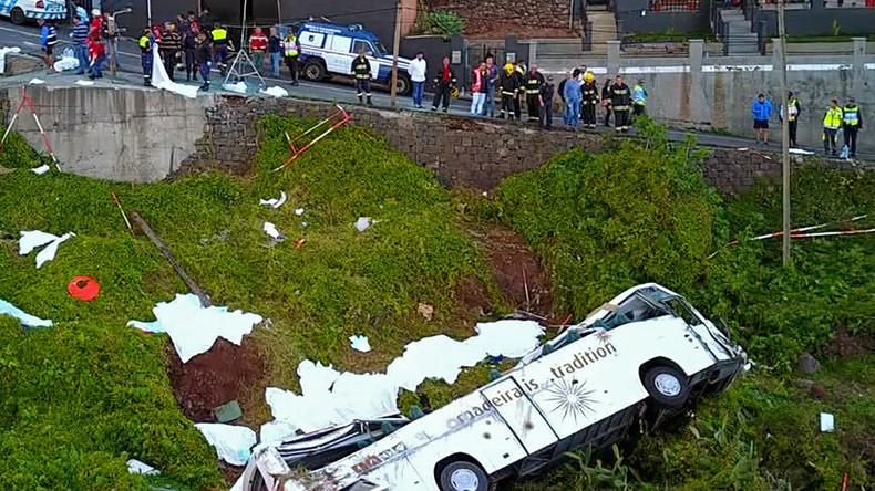 Berlin gelobt, Ursache für Busunglück auf Madeira schnell zu ermitteln