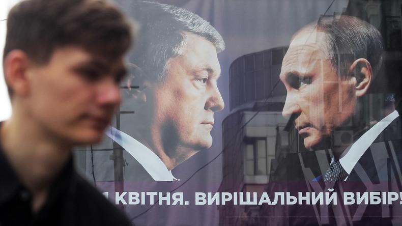 Straßenumfrage zu den Wahlen in der Ukraine: Poroschenko, Selenskij und Misstrauen