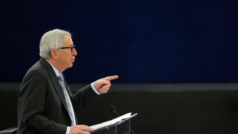 """Juncker kritisiert Deutschlands Klimapolitik als """"ungenügend"""""""