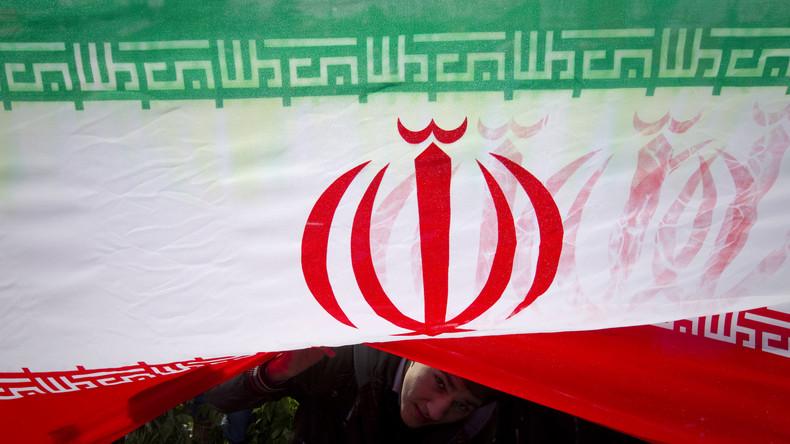 Iranischer Inlandsgeheimdienst deckt Spionagenetzwerk von CIA und MI6 auf