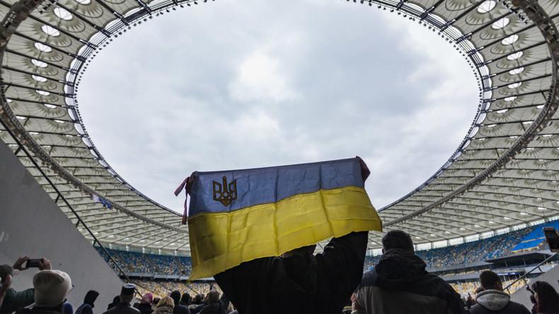 LIVE: Rededuell der ukrainischen Präsidentschaftskandidaten im Olympiastadion (Simultanübersetzung)