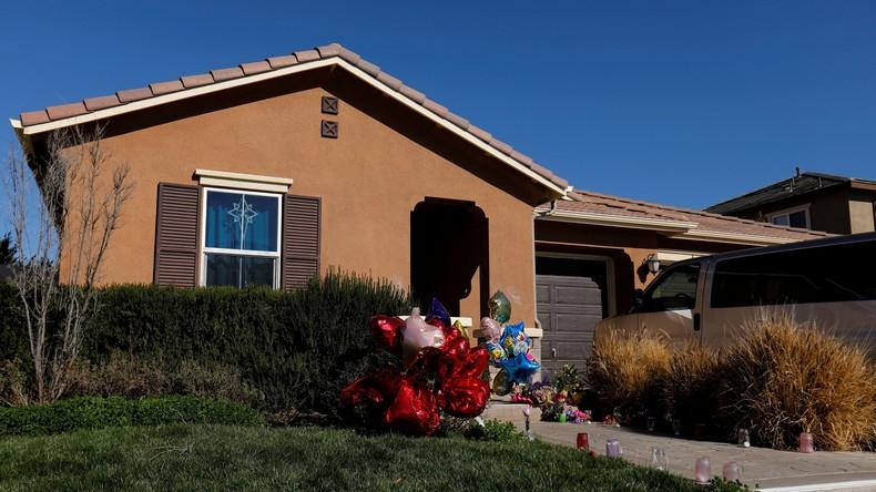 """""""Horrorhaus""""-Prozess: US-Gericht verurteilt Eltern zu mindestens 25 Jahren Haft"""