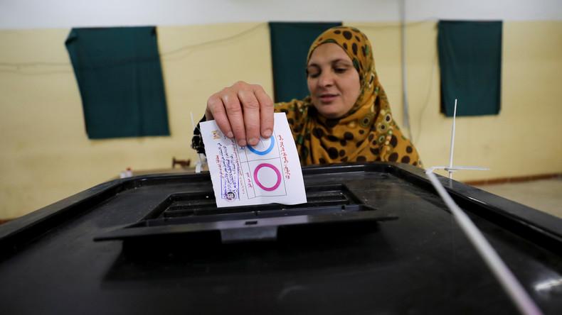 Referendum über Verfassungsänderungen in Ägypten: Staatsoberhaupt kann mehr Befugnisse bekommen