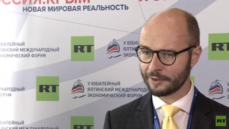 Detlef Wimmer über die aktuelle Lage auf der Krim