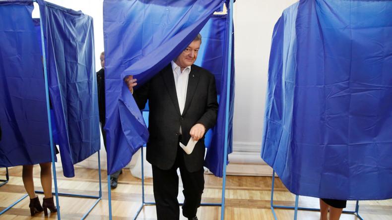 Poroschenko oder Selenskij - Stichwahl um das Präsidentenamt in der Ukraine
