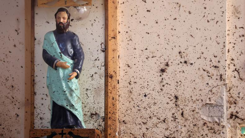 Sri Lanka: Angriffe waren Selbstmordanschläge – Opferzahl steigt auf 290