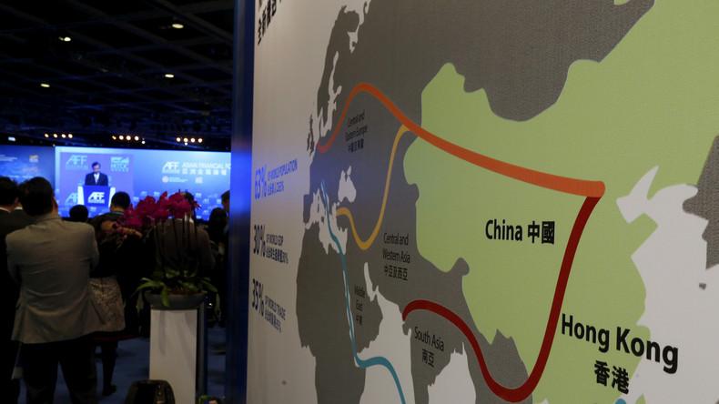 Chinas Außenminister: Jedes Land willkommen, sich der Neuen Seidenstraße anzuschließen