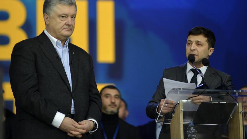 Abwahl – Ja, Wahl – Nein: Warum ein Komiker Präsident wurde und was die Ukraine nun erwartet